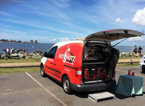 central coast mobile coffee van